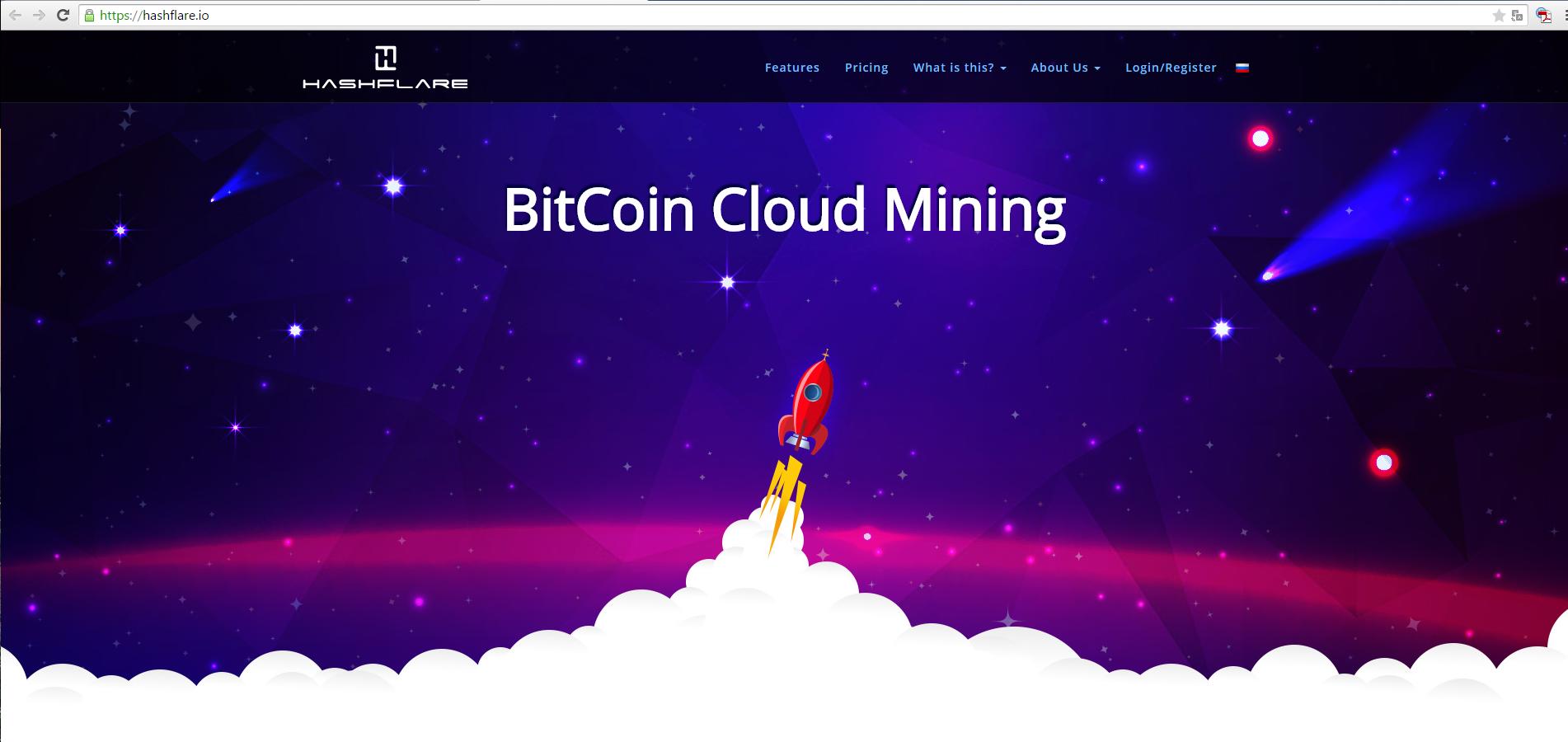 cloud mining io