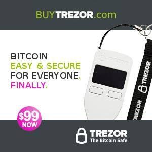 TREZOR - the hardware wallet